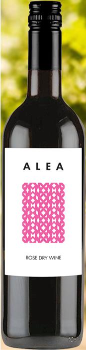 ALEA Rose Dry Wine